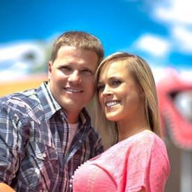 T & D Engagement Photos| Las Vegas Engagement Photographers