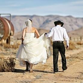 Annie & Clint Arizona Wedding   Stetson Winery Wedding Photography