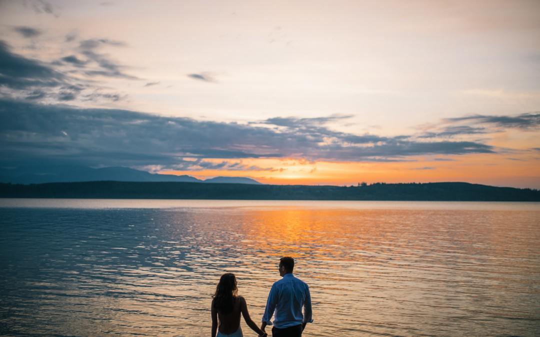 Kelly and Nick Washington Wedding | Seattle Area Wedding Photographers