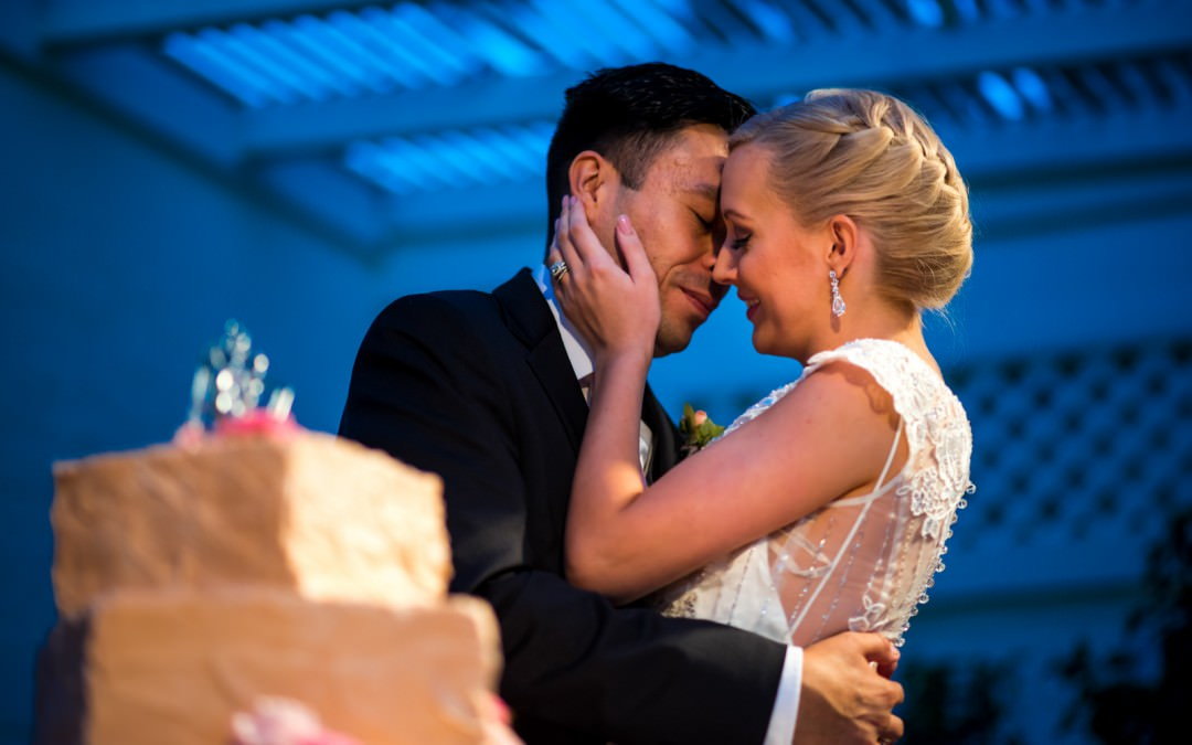 Allison and Zaulo La Jolla Calumet Park Wedding | San Diego Wedding Photographers